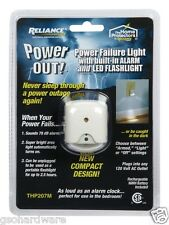 POWER OUT Power Failure Warning ALARM  THP207M  NEW! NiMH battery
