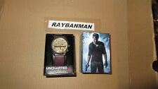 Uncharted 4 A Thief's End Nathan Drake's Watch w/ Box GameStop Exclusive