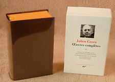 LA PLEIADE : JULIEN GREEN / OEUVRES COMPLETES 7 - 1994