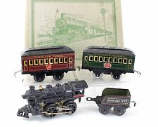 Hafner O Overland Flyer Clockwork Train Set Pennsylvania, NYC, 110 Engine w/ Box