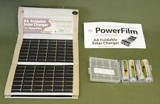 PowerFilm AA Foldable Solar Charger 20070126