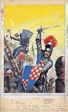 ARNALDO DE AMICIS - IL VITTORIOSO 21 - COPERTINA ORIGINALE - COVER - COUVERTURE