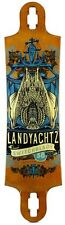 Landyachtz Switchblade Maple 38-Chimera series - 2015 cubierta longboard