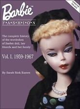 Barbie Doll Fashion Vtg Clothing Reference Book Vol 1 1959-1967 Sarah Sink Eames