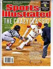 November 4, 2013 Boston Red Sox World Series Sports Illustrated NO LABEL A