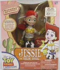 "Toy Story Collection ""JESSIE THE YODELING COWGIRL"" Woody's Roundup Talking Doll"