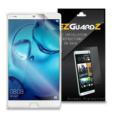 1X EZguardz LCD Screen Protector Shield HD 1X For Huawei MediaPad M3