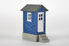 Lot 4127 MTH RAILKING (Lionel) telefono-rotte casetta (telephone Shanty), OVP