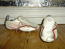ADIDAS +F30 FOOTBALL BLADES BOOTS SIZE 4 GOOD CONDITION