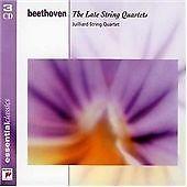 Late String Quartets, The (Juilliard Quartet), Juilliard Qt, Very Good Box set