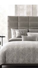 Hotel Collection Eclipse King Duvet Cover $360.00 Heather Grey