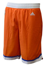 Cleveland Cavaliers Orange Hardwood Classics HWC Swingman Shorts M