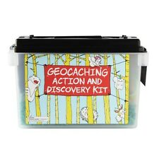 Geocaching Action And Discovery Kit – Fun and Educational – Full Of Goodies!