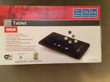 """RCA 7"""" Tablet, Wifi, Android, 4.2 Jelly Bean"""