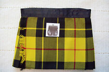 Baby Scottish Kilt Macleod Of LewisTartan Plaid 4-12 Month  Christening Outfit?