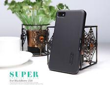 Nillkin Black Premium Matte Hard Cover Case + LCD Guard RIM BlackBerry Z10 LTE
