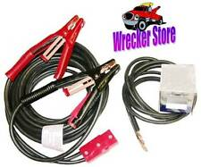 Jumper Booster Cables, wrecker, tow truck, AAA road service, Jump Start 500 Amp