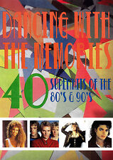 DANCING WITH THE MEMORIES 40 SUPERHITS MUSIC VIDEOS DVD Pop 80's 90's