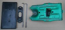 Honda CRX BATTERY TRAY & HOLDER & Clamp Green ESI Civic del Sol 1992-98 BREAKING