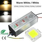 10W 20W 30W 50W 100W LED Chip Bulb Light Lamp Waterproof LED Driver Power Supply