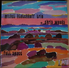 MICHEL KLOTCHKOFF TRIO + CHRIS WOODS FULL SPACE RARE JAZZ FRENCH LP