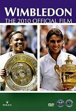 NEW DVD //  WIMBLEDON 2010 // Rafael Nadal, Serena Williams, Roger Federer, Mari