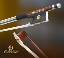 CodaBow Diamond GX Carbon Fiber 4/4 Violin Bow
