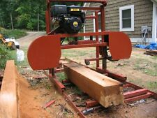 "Sawmill Portable Bandsawmill KIT 36"" X 16' $1,895.00 with free Engine Upgrade"