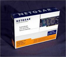 NEW NETGEAR GA311NA GIGABIT ETHERNET PCI NETWORK ADAPTER