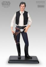 Star Wars Han Solo Premium Format statue Sideshow Collectibles 7118 inspectée