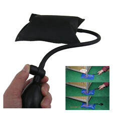 black Car Air Wedge Inflatable Shim Airbag Cushioned Powerful Pump Hand Tool