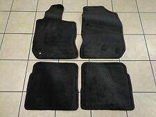 03-05 Chrysler PT Cruiser New Carpeted Floor Mats Set of 4 Dark Slate Mopar Oem