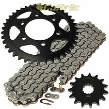 Drive Chain & Blue Sprocket Kit Fits KAWASAKI ZX1000 Ninja ZX-10R 2006 2007