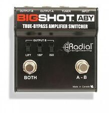 Radial Engineering BigShot ABY - True Bypass Switcher [CLOSEOUT]