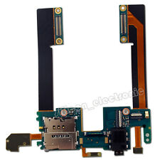 OEM Headphone Jack SIM Slot Holder Power Flex Cable For HTC Droid DNA Butterfly