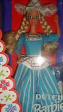 "Barbie "" DUTCH - DOLLS OF THE WORLD"" - Bellissima nuova NRFB del 1993"