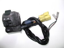 COMMODO GAUCHE / LEFT SWITCH SUZUKI 400 BURGMAN 1999-2002 AU111
