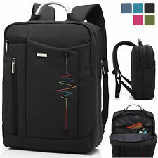 14 inch Waterproof Shoulder Backpack Rucksack Travel Laptop Notebook Bag For HP