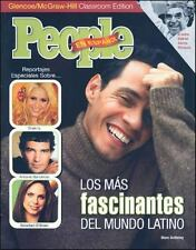 Glencoe Spanish: Los Mas Fascinantes del Mundo Latino (2003, Spiral)