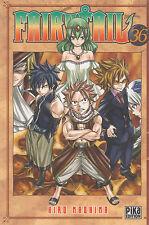FAIRY TAIL tome 36 Hiro Mashima Manga shonen