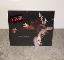 Factory Live on Two Legs by Pearl Jam Promotional CD!