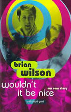 Brian Wilson-Wouldn't It Be Nice  Paperback BOOK NEW
