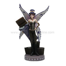 SUGAR SWEET FAIRY CHOCOLATE CANDY FAIRY LIGHTED BASE FIGURINES ANNE STOKES BAR