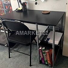 Student Computer Desk Kids Laptop Desk Furniture Table Dorm Room Home Silver NEW
