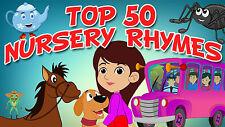 100 KIDS SINGALONG SONGS NURSERY RHYMES CHILDREN'S FAVORITES KIDS 2 AUDIO CD'S