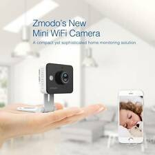 Zmodo Wireless Mini 720p HD IP WiFi Network Home Security Nanny Camera Webcam