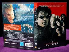 The Lost Boys • Erstauflage • Snapper Case • Sammlerstück • Kult • Vampire • DVD