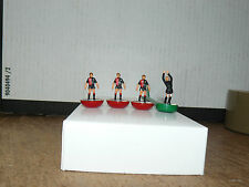 NEWELLS OLD BOYS 2016-17 SUBBUTEO TOP SPIN TEAM