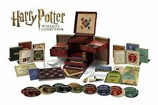 Harry Potter Wizards Collection Box Set Series Universal Studios Blue Ray DVD