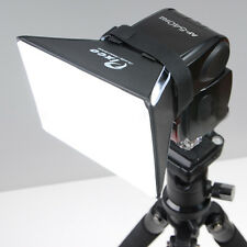 Mini Universal Studio Flash Diffuser Softbox For Camera Nikon SB800 CANON 580EX